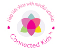 connected kids children meditation logo conneced kids