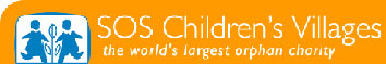 sos children charity logo